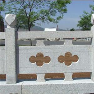 石雕桥栏板